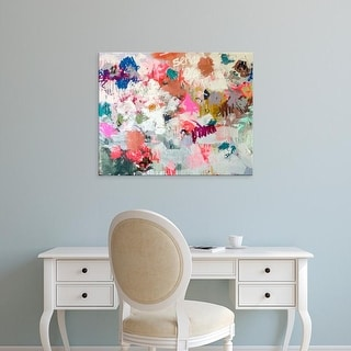 Easy Art Prints Kent Youngstrom's 'Really I' Premium Canvas Art