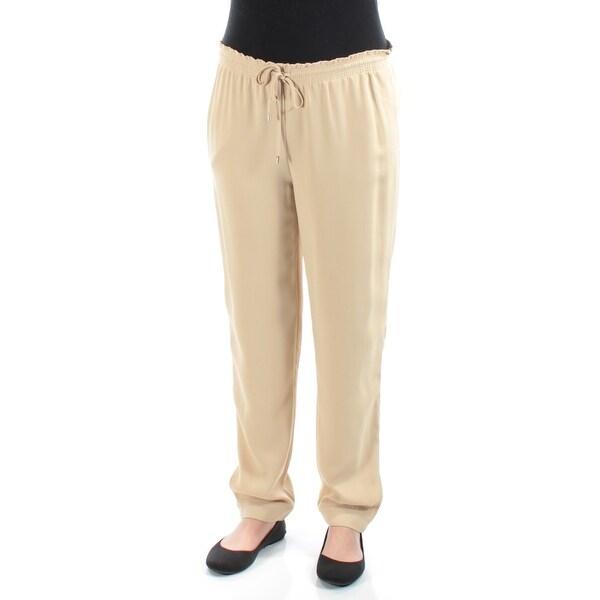 b2bf0a45 Ralph Lauren Womens Beige Cuffed Pants Size: 6