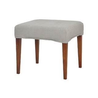 """Link to 5"""" Light Gray Couture Covers Single Stool Cover Similar Items in Kids' Ottomans & Gliders"""