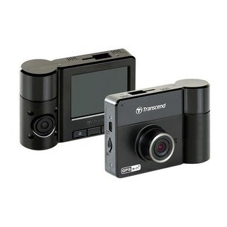 Transcend TRADP520 Drivepro 1080P Dashcam with 32GB Memory Card