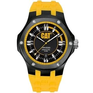 Caterpillar Mens Navigo Date Analog Watch