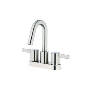 Danze D301130 Centerset Bathroom Faucet From the Amalfi Collection (Valve Included) - n/a