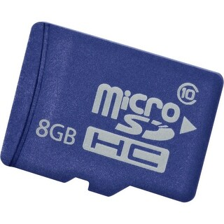 HP 8 GB microSDHC Flash Media Kit 726116-B21 microSD High Capacity (microSDHC)