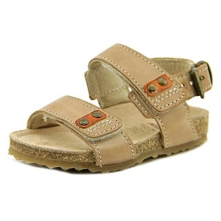 Momino 2160N Open Toe Leather Sandals