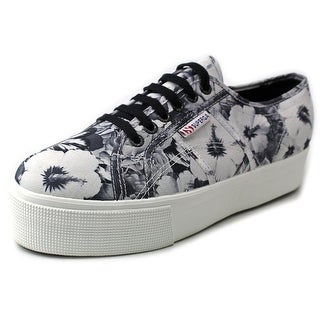 Superga Annabella Low Round Toe Canvas Sneakers