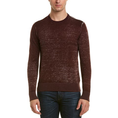 Mills Supply From Splendid Mills Kruse Cashmere-Blend Sweater