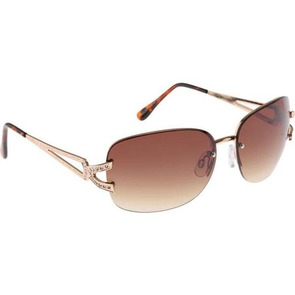 2587f72d58 Shop Southpole Women s 424SP Sunglasses Gold - US Women s One Size (Size  None) - Free Shipping On Orders Over  45 - Overstock - 22207358