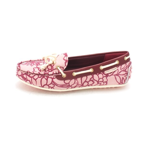 Cole Haan Womens Carmensam Closed Toe Boat Shoes - 6