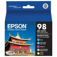 Epson 98 Extra Inkjet Cartridge  - Multipack Ink Cartridge