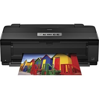 Epson Artisan 1430 Wireless Color Wide-Format Inkjet Printer (C11CB53201) - Black