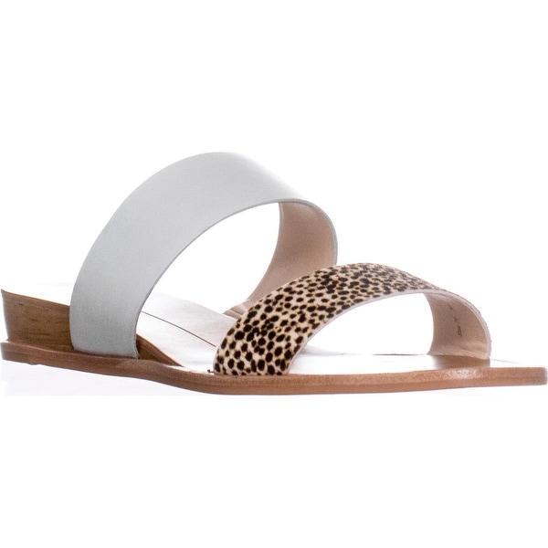 Dolce Vita Payce Slip On Sandals, Mint Multi - 7.5 us / 37.5 eu