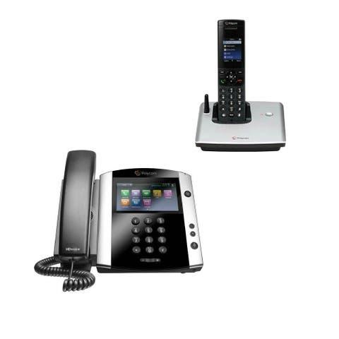 Polycom VVX 601 (2200-48600-001) VVX 601 16-line Business Media Phone with Power Supply