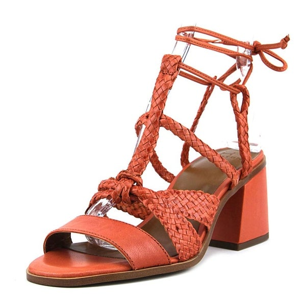 H by Halston Piper Coral Sandals