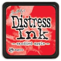 DMINI-47391 Distress Mini Ink Pad, Candied Apple