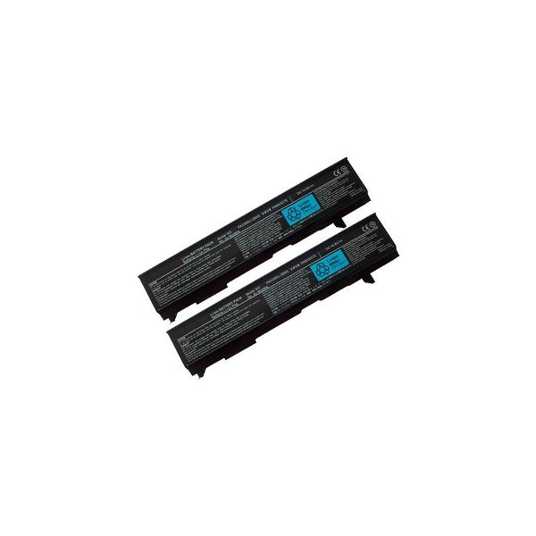 Battery for Toshiba PA3399U (2-Pack) Laptop Battery