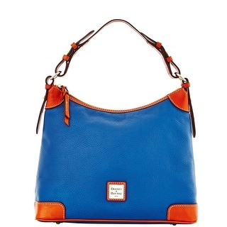 Dooney & Bourke Pebble Grain Hobo (Introduced by Dooney & Bourke at $228 in Jul 2014) - jeans