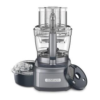Cuisinart FP-13DGM Elemental 13 Cup Food Processor and Dicing Kit, Gunmetal