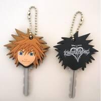 Disney Soft Touch Key Cover Kingdom Hearts Sora - Multi