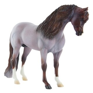 Breyer 1:9 Traditional Series Model Horse: Brookside Pink Magnum - multi