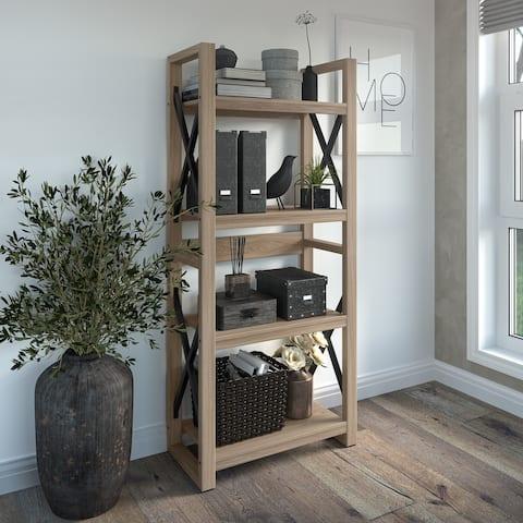 Bestar Talita 27W Bookcase