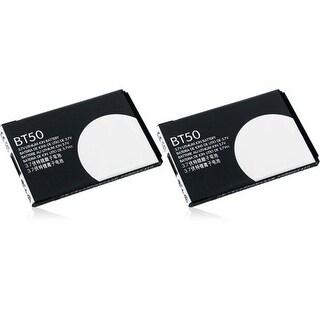 Motorola BT50 / BT51 Replacement Battery- (2 Pack)