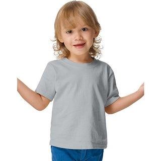 Hanes ComfortSoft Crewneck Toddler T-Shirt