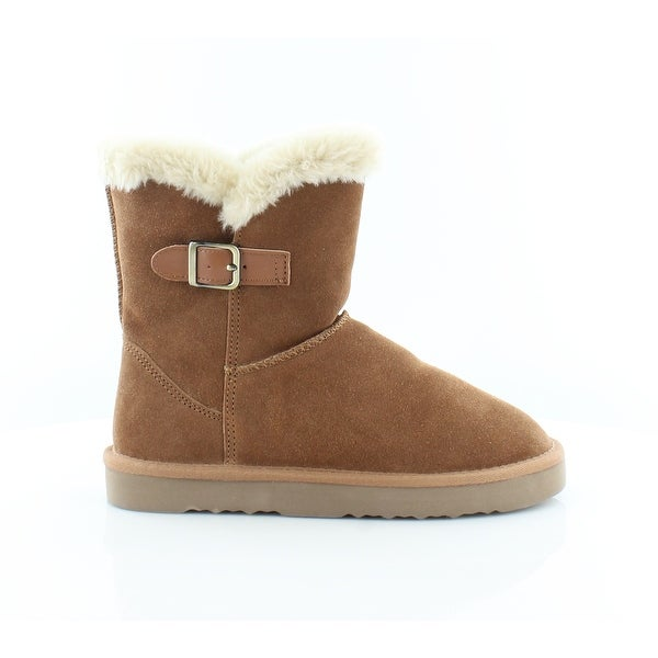Style & Co. Tiny 2 Women's Boots Chestnut