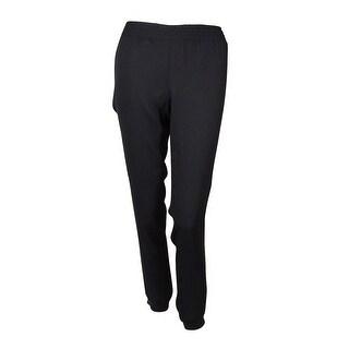 INC International Concepts Women's Tapered Leg Crepe Pants - 4
