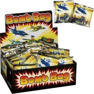 Rhode Island Novelties Full Display of 72 Exploding Noisemakers Bomb Bags