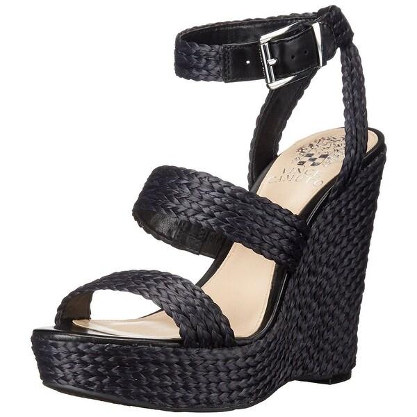 Vince Camuto Womens Melisha Open Toe Casual Platform Sandals