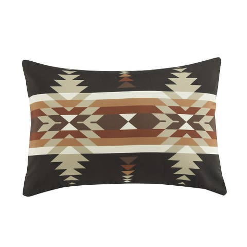 HiEnd Accents Yosemite Outdoor Pillow, 16x24
