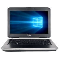 "Refurbished Laptop Dell Latitude E5430 14.0"" Intel Core i5-3320M 2.6GHz 8GB DDR3 120GB SSD Windows 10 Pro 1 Year Warranty"