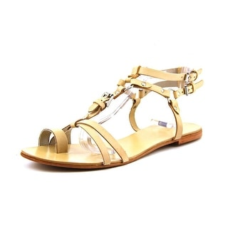 Bronx Ask Away Open Toe Leather Gladiator Sandal