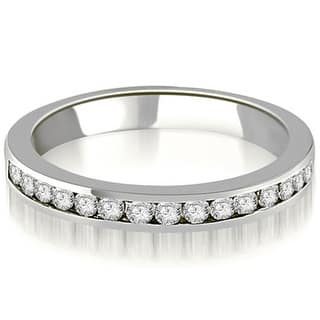 0.30 ct.tw 14K White Gold Round Diamond Classic Channel Wedding Band https://ak1.ostkcdn.com/images/products/is/images/direct/a059f0d5fd0df8400b96240d6f09fe7845492b15/0.30-cttw.-14K-White-Gold-Round-Diamond-Classic-Channel-Wedding-Band.jpg?impolicy=medium