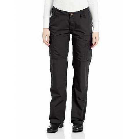 Tru-Spec Womens Tactical Work Pants Black 22W Plus Unhemmed 24-7 Series
