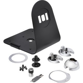 """Kensington K67822WW Kensington SafeStand Desk Mount for iMac, Keyboard, Mouse - 21"" to 27"" Screen Support"""