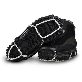 ICEtrekkers Diamond Grip Winter Traction Cleats