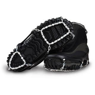 ICEtrekkers Diamond Grip Winter Traction Cleats|https://ak1.ostkcdn.com/images/products/is/images/direct/a06067467f1c16ac22871a7cdc21e857726802de/ICEtrekkers-Diamond-Grip-Winter-Traction-Cleats.jpg?impolicy=medium