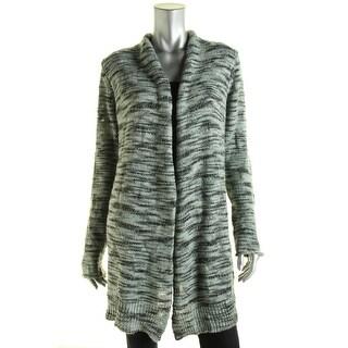 Sioni Womens Wool Long Sleeves Cardigan Sweater