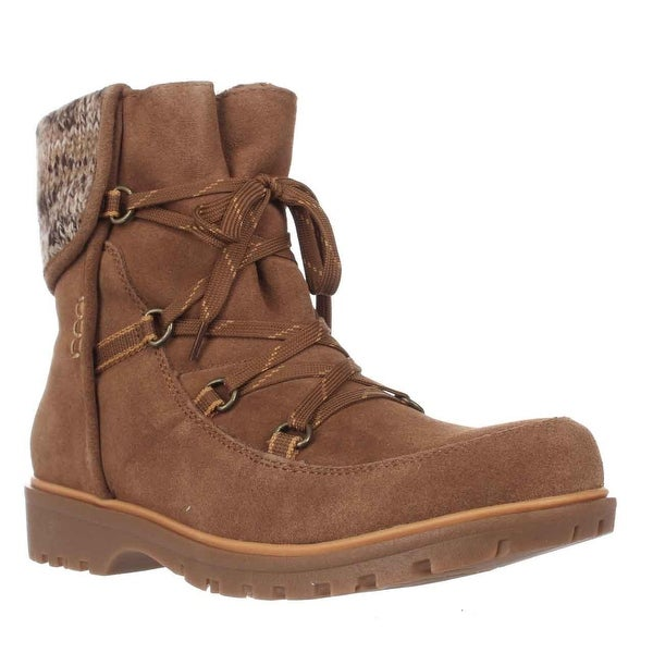 BareTraps Sharleen Cozy Snow Boots, Whiskey