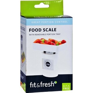 Fit and Fresh Food Scale - Unit