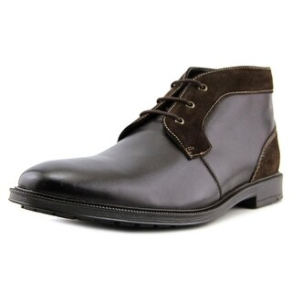 Stacy Adams Delaney   Round Toe Leather  Chukka Boot