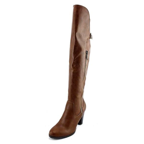 Rialto Violet Women Cognac Boots