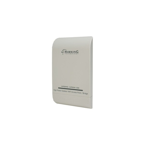 Hawking Technology HPOW10D Hawking HPOW10D IEEE 802.11n 300 Mbit/s Wireless Access Point - 2.40 GHz - MIMO Technology - 2 x