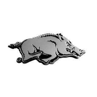 """University of Arkansas Emblem - 2.5"""" x 4"""""""