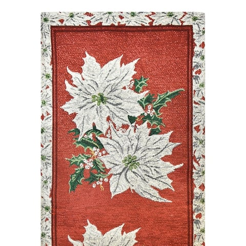 Fabstyles Christmas Table Runners, Seasonal Home Decor Holidays and Parties