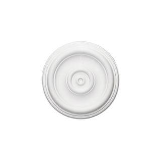 "Ekena Millwork CM12TR 12"" Wide Traditional Ceiling Medallion"