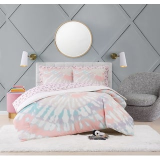 Material Girl Tie Dye Party 7 Piece Bed in a Bag