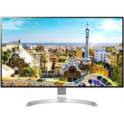 "LG 32UD99-W 4k 32"" IPS FreeSync Monitor,Silver(Used-Good)"