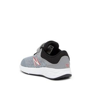 New Balance Baby Boy KVKAYSBI Fabric Sneakers - 2 w kids